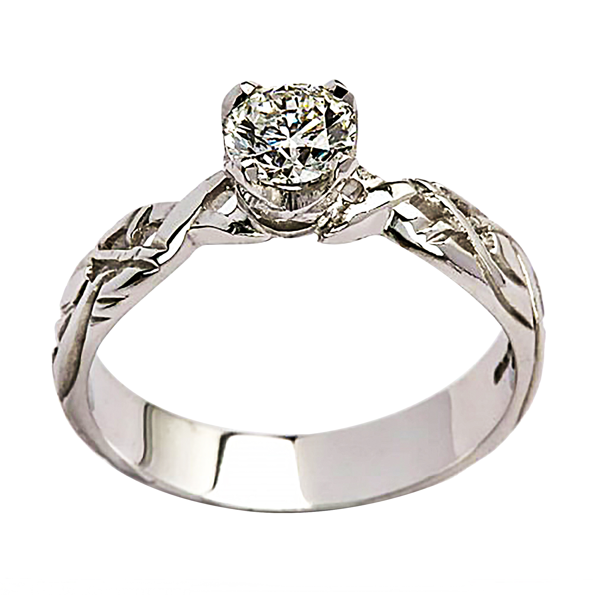 newport diamond ring knot lagos jewelry