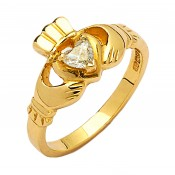 Claddagh Diamond